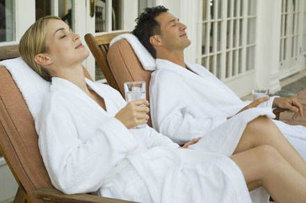Top 10 UK Spa breaks for couples