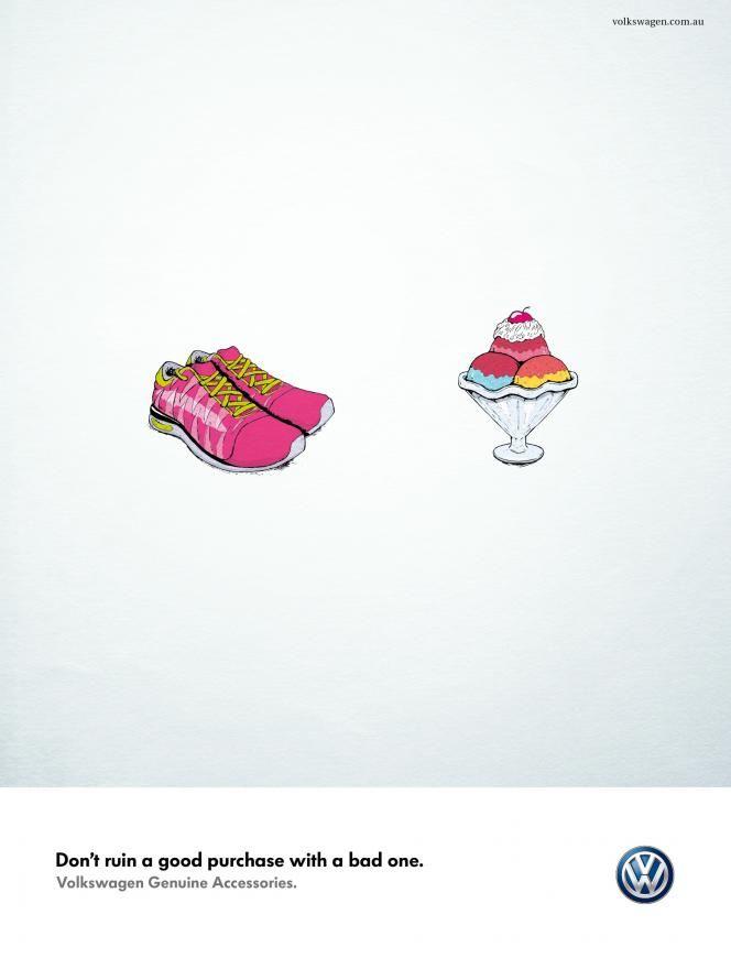 Volkswagen: Running shoes