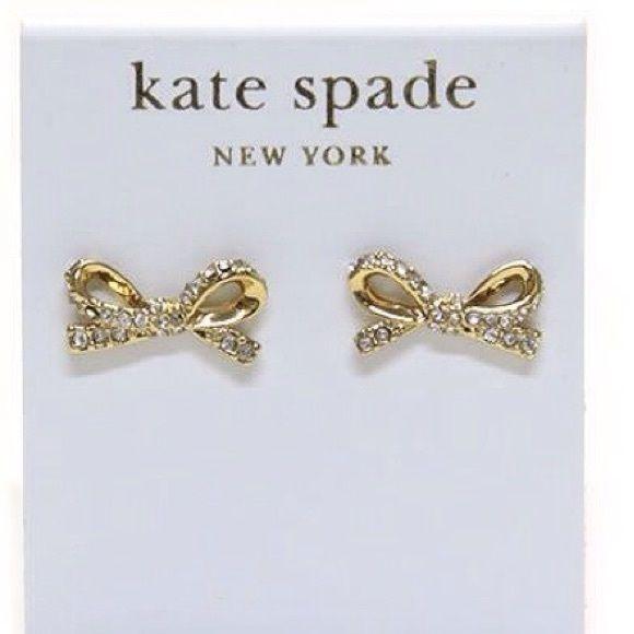 Best 25+ Bow earrings ideas on Pinterest   Golden bow, Bow ...