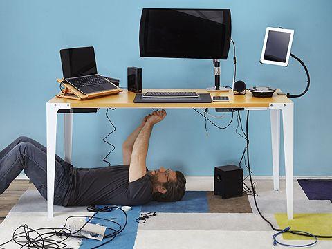 17 best images about gaming desk on pinterest diy desk best computer and gaming computer. Black Bedroom Furniture Sets. Home Design Ideas