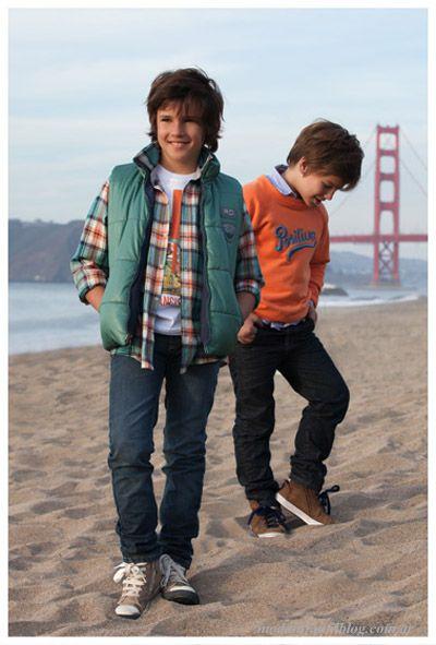 mimo moda en ropa para chicos otoño invierno 2014
