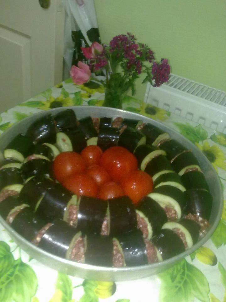 İMFER, Anneler Gününe Özel Ödüllü Yemek Tarifi Yarışmamızın 5. Hafta Yöresel Yemek Tarifleri kategorisi için Hatiçe Paçal Hanım'ıngöndermiş olduğu tarif siz değerli okuyucularımızın beğenisine sunulmuştur.
