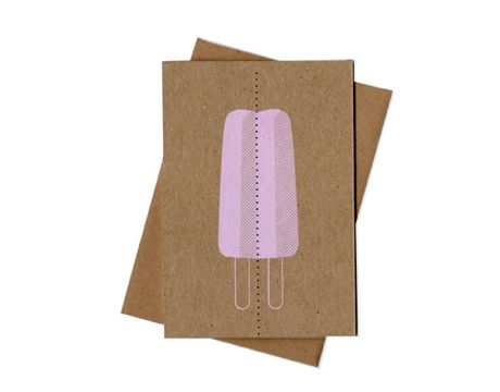 popsicle cards