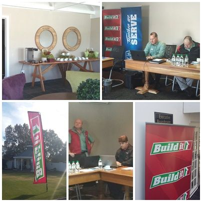 Build It Conference @ Villa Maria Guest Lodge