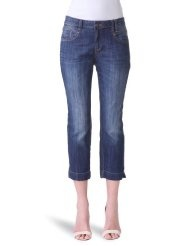 TOM TAILOR Damen Capri Jeans Normaler Bund, 62003830070/alexa 3/4