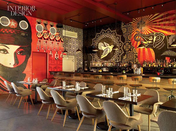 """""""The coolest place I've ever been,"""" veteran restaurant critic John Mariani commented while stopping by the Wynwood Kitchen & Bar in Miami."""