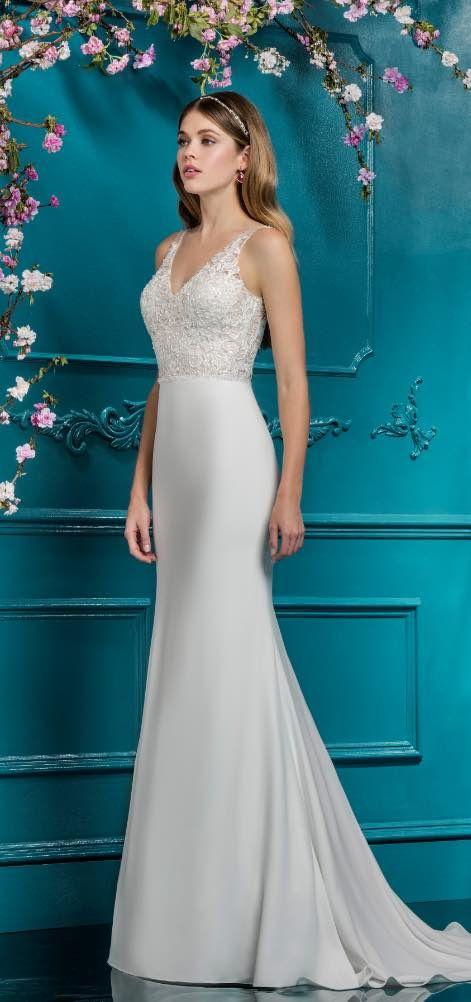 Courtesy of Ellis Bridals Wedding Dresses; www.ellisbridals.co.uk; Wedding dress idea.