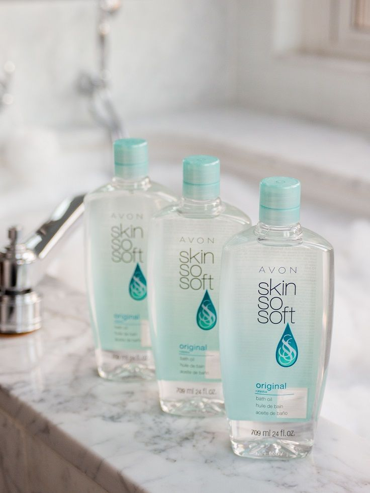 100 uses for Avon's Skin So Soft original bath oil! Read my blog to see what they are! & make sure to let me know if I've missed anything!