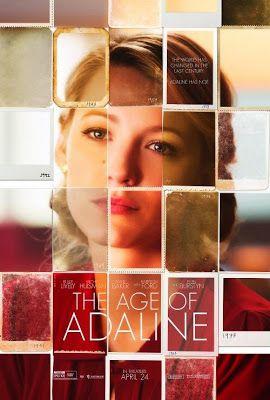 The Age Of Adaline   Une jeune femme, née au début du 20e siècle, arrête de vieillir après un mystérieux accident en 1930. Aorès des années d'une vie solitaire, elle rencontre un homme qui pourrait valoir la perte de son immortalité.