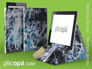 Plicopá with special art by Carolina Menezes