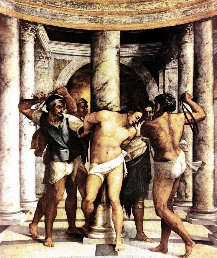 Sebastiano del Piombo - Cristo alla colonna - 1516