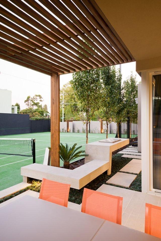 Ideen Für Tennisplatz Zu Hause Gestalten Ideen Cos Design Minimalismus