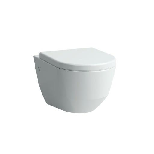 Laufen Pro væghængt toilet skjult montering i hvid - 530x360 mm. 1.675,-