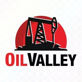 Exclusive Customizable Logo For Sale: Oil Valley   StockLogos.com https://stocklogos.com/logo/oil-valley