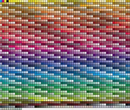 color blind much? Pantone color assessment