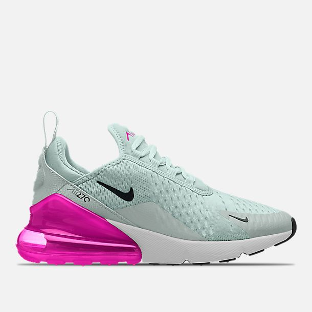 online store 86c61 2cbb4 Right view of Women s Nike Air Max 270 Casual Shoes in