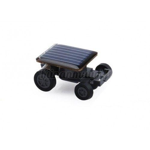 Aurinkotoiminen auto