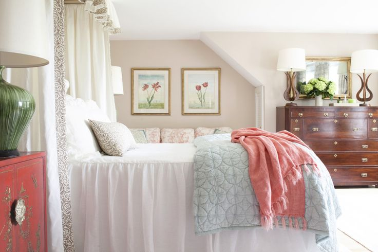 Designing Classic Bedrooms with Annie Selke