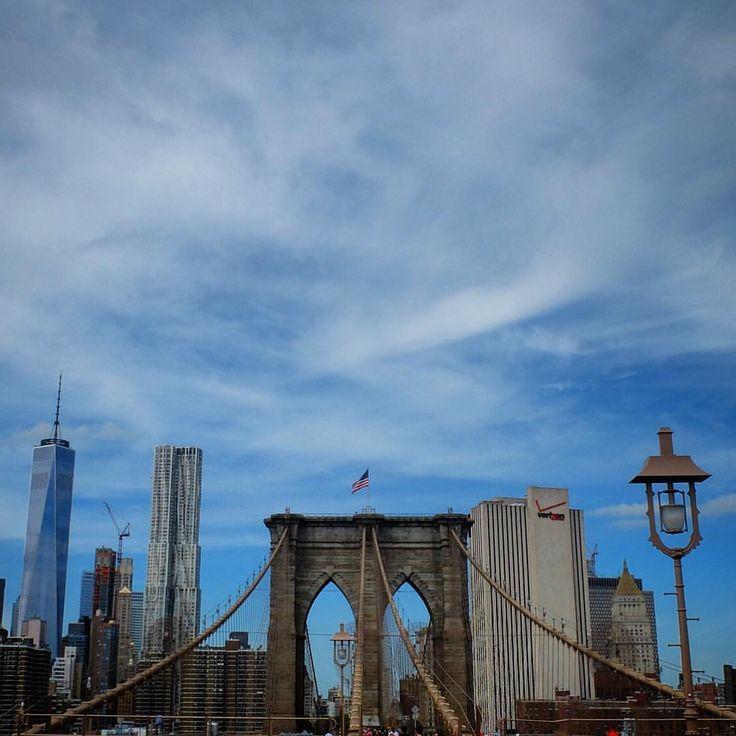 NYC, inspiring city