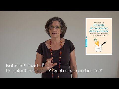 Isabelle Filliozat nous met en garde contre les méfaits du sucre et des additifs