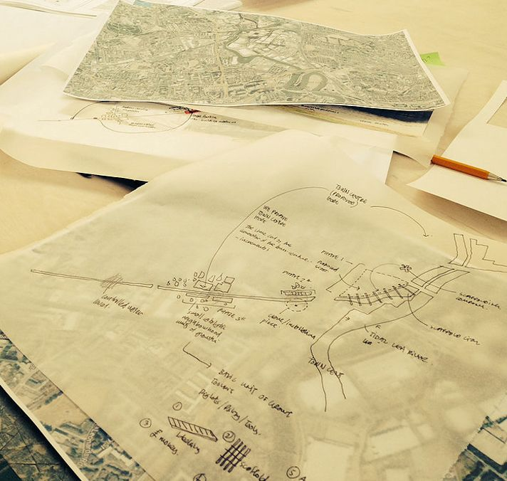 Natasha Reid Design - Work in process | Architecture