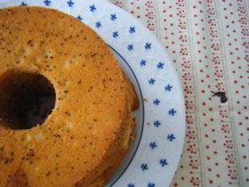 「アールグレイの米粉シフォン」momo   お菓子・パンのレシピや作り方【corecle*コレクル】