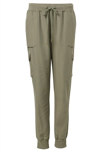 Relaxed Cargo Pant $129.90