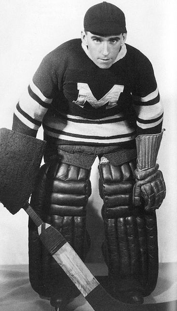 Alex Connell, Montreal Maroons