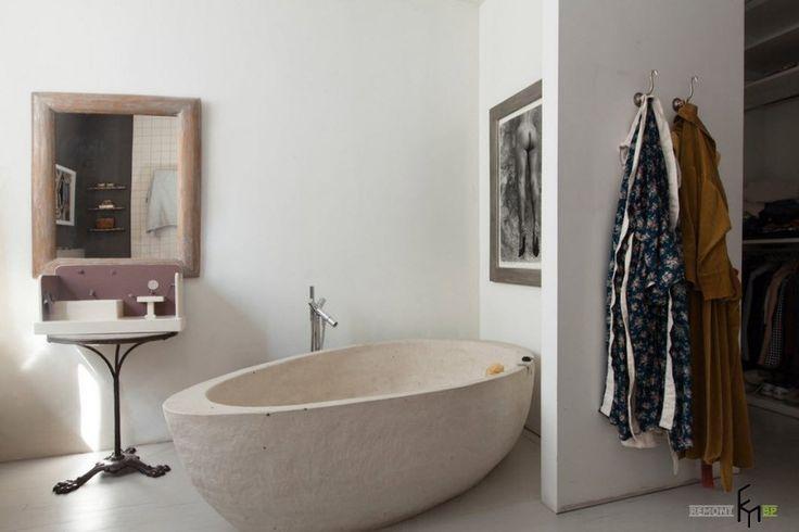 Эклектичный дизайн интерьера одного дома