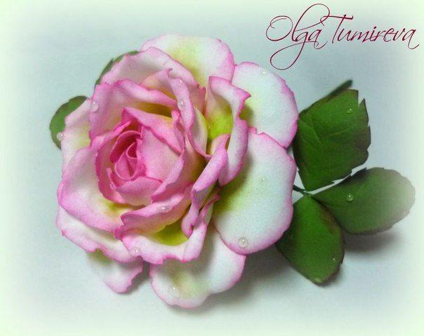 Курс «Реалистичные цветы из фоамирана (фом эва)» - Ярмарка Мастеров - ручная работа, handmade