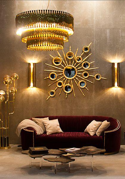 Unique Living Room Decorating Ideas: Best 25+ Unique Lighting Ideas On Pinterest