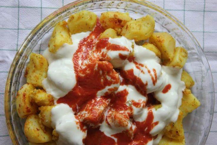Patates Mantısı                        -  Nesrin  Kismar #yemekmutfak