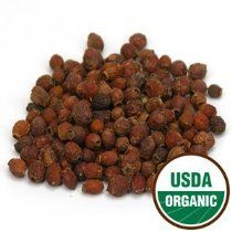 Cell Dara - Starwest Botanicals Hawthorn Berries Whole Organic -- 1 lb