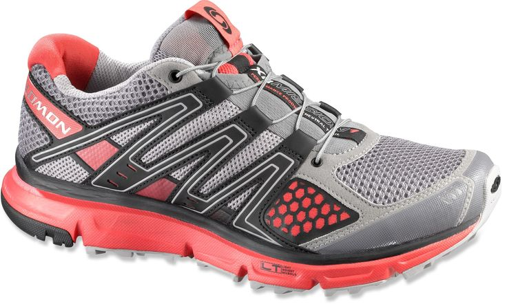Salomon XR Mission Trail-Running Shoes - Women's - I go through about 4 pairs of Solomons each year, great shoes!