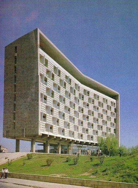 Modernism in Azerbaijan, USSR, 1960s