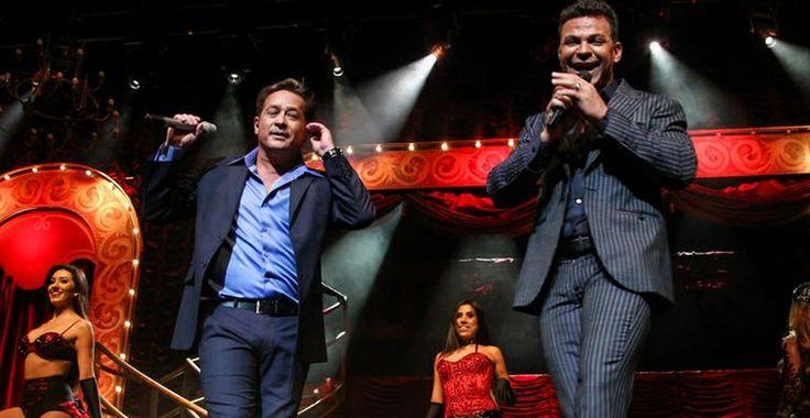 Leonardo e Eduardo Costa estreiam turnê juntos em SP