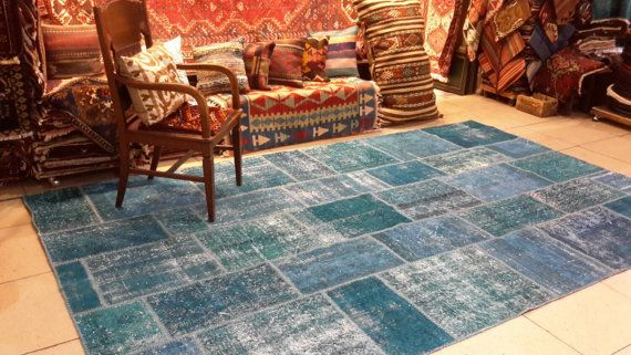 10.7 by 6.5 feet. Free shipping. Turkish by turkishrugman on Etsy