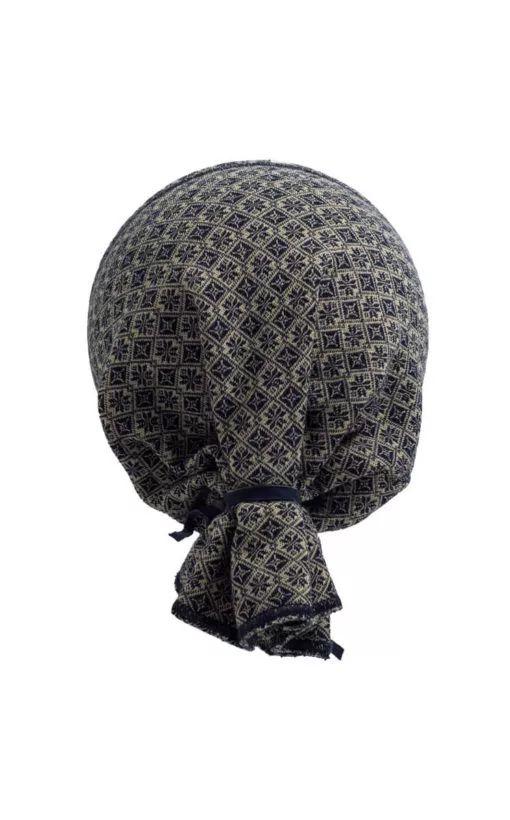 Strick-Mütze, weich und trendig, Dunkelblau