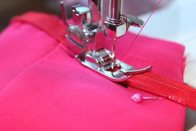 Blog de costura. Aprender a coser a máquina con ejercicios practicos