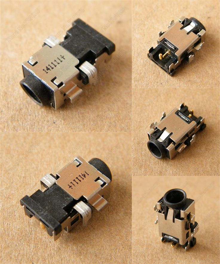 [Visit to Buy] AC DC Power Jack Socket Connector Plug Charge in Port for Asus Zenbook UX305  #Advertisement