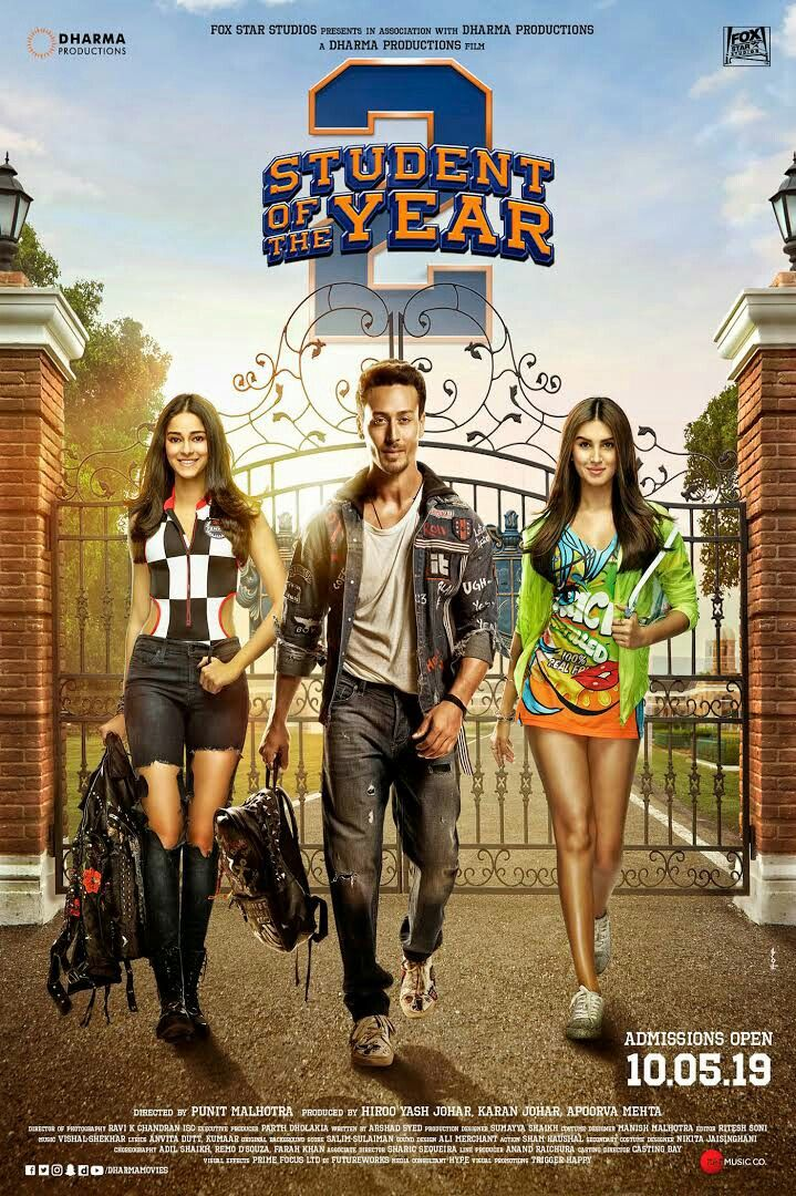 Student Of The Year 2 Full Movies Download Hindi Movies Online Full Movies Free