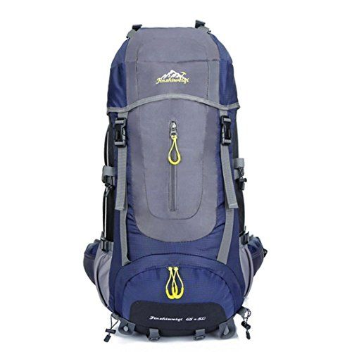 cool £29.37 Feature: 100% Brand New Material: Oxford Max Capacity: 60 Litres Gender: Men/Women Style: Outdoor Hiking Mountaineering... Check more at http://fisheyepix.co.uk/shop/60l-waterproof-hiking-backpack-hansee-ergonomic-design-hiking-camping-bag-travel-luggage-rucksack-dark-blueblueredorangegreen-dark-blue/