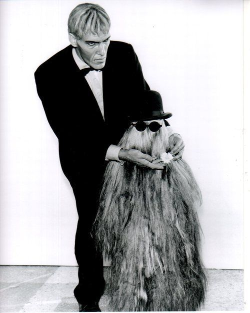 The Addams Family (1964) Ted Cassidy a sLurch 24X36 Poster Print