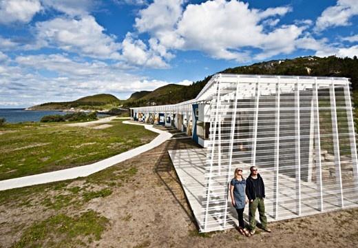 Subhus på Stokkøya