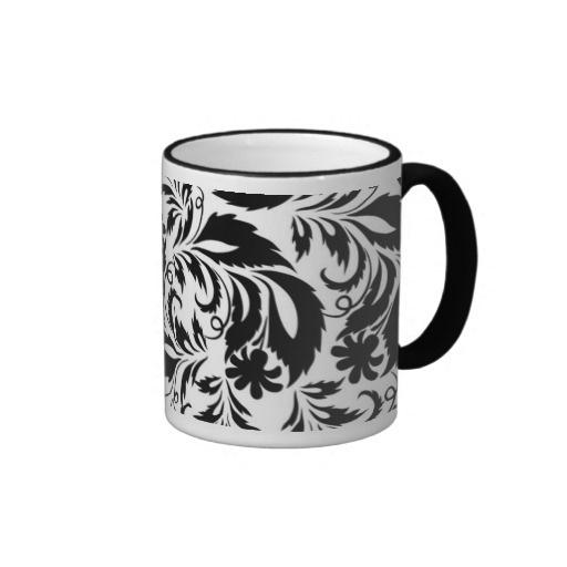 camomiles coffee mugs