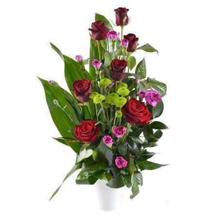 """Stylish #bouquet """"For father"""" will make smile every man!"""