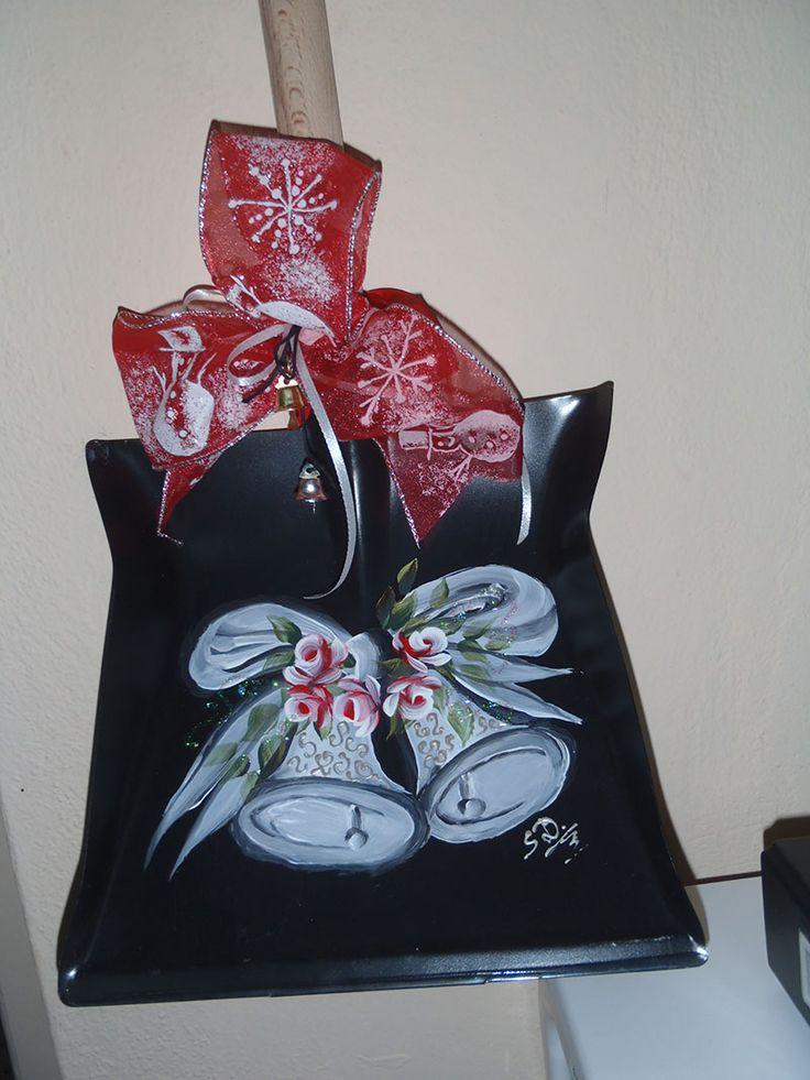One stroke painting on metal www.artvoyage.gr