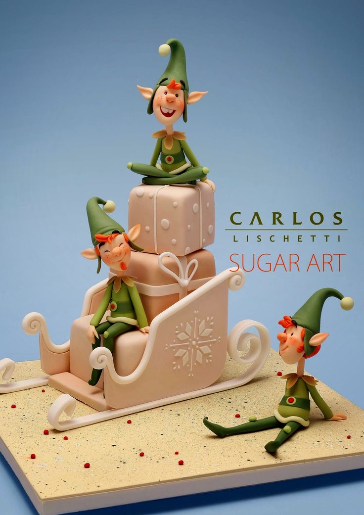 Sugar art - Arte en azúcar                                                                                                                                                                                 More