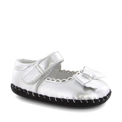Incaltaminte bebelusi Betty Silver - pediped