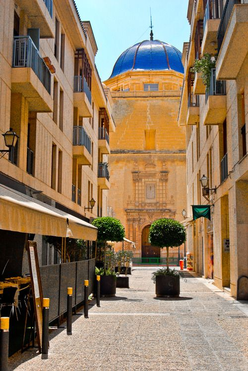 Elche, Spain - this Blog is super amazing! Any young person wanting to live abroad should check this out! Christine.in.Spain: Spain Travel Blog